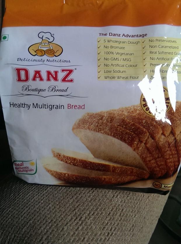 Danz Bread Packaging