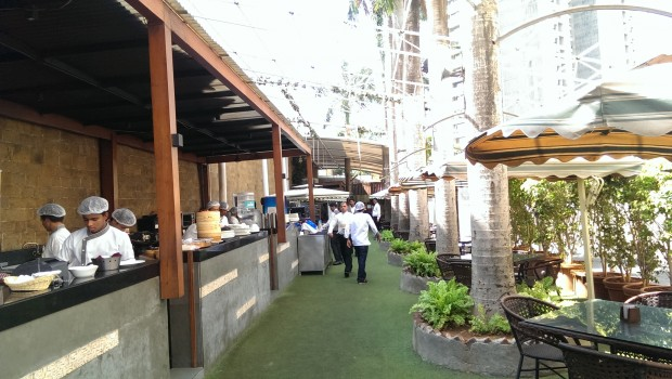 Large Open Kitchen @ Cafe at The NCPA, Nariman Point