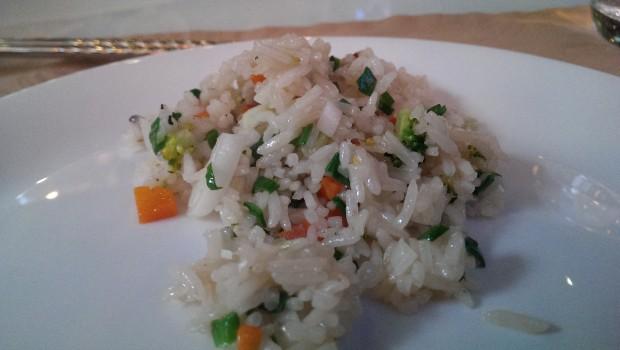 Fried Rice @ O:h Cha, Lower Parel