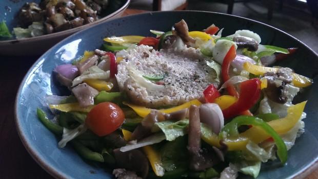 Quinoa Salad @ The Birdsong Cafe, Bandra