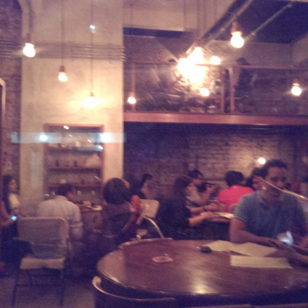 Ambience @ The Birdsong Cafe, Bandra
