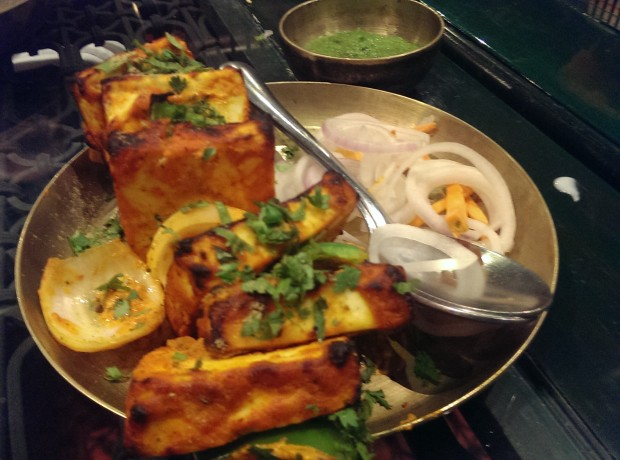 Paneer Tikka @ Majestic Masala, Tuli Imperial, Nagpur