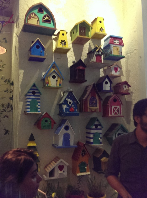 Birdhouses @ Hoppipola, Khar