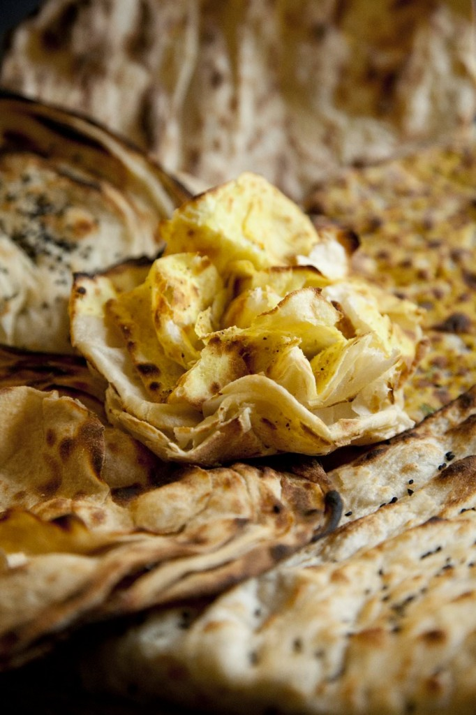 Indian Breads @ Soma, Santacruz East