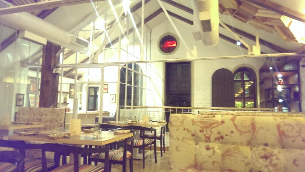 Interiors @ Ithaka, Lower Parel