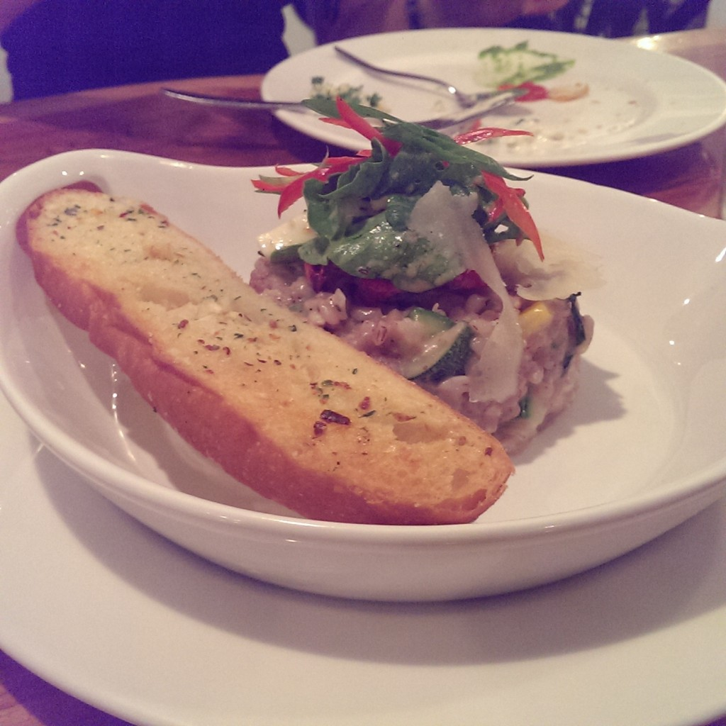 Risotto @ Eat around the corner, Bandra
