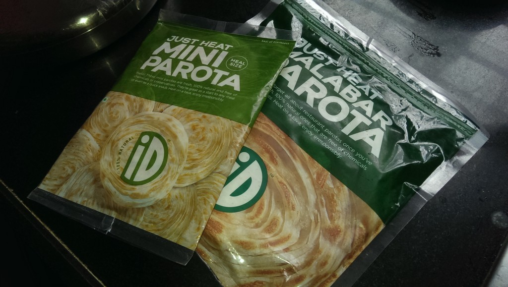 Malabar Parotas from ID Foods
