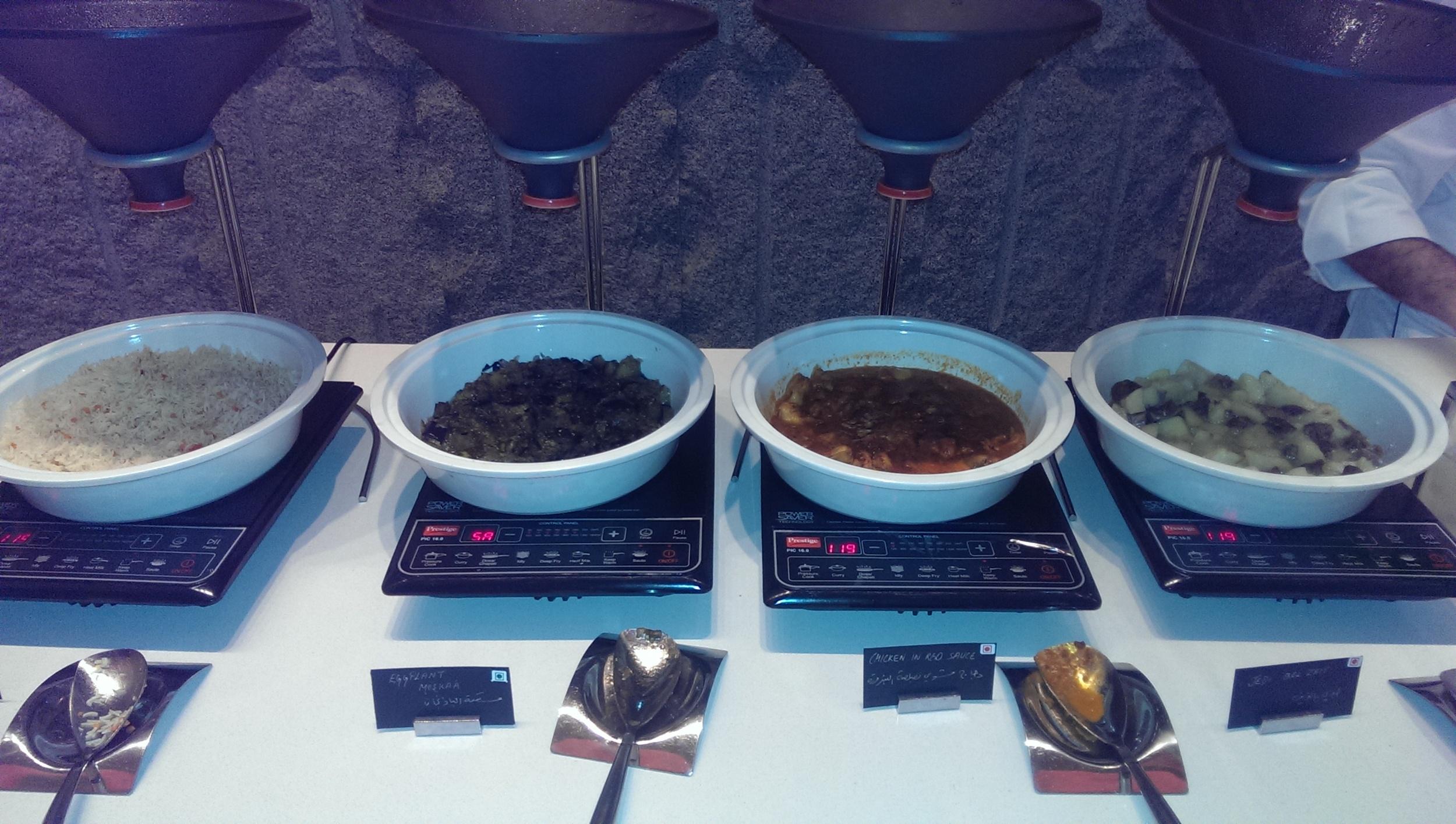 Arabic Selection @ JW Cafe, JW Sahar