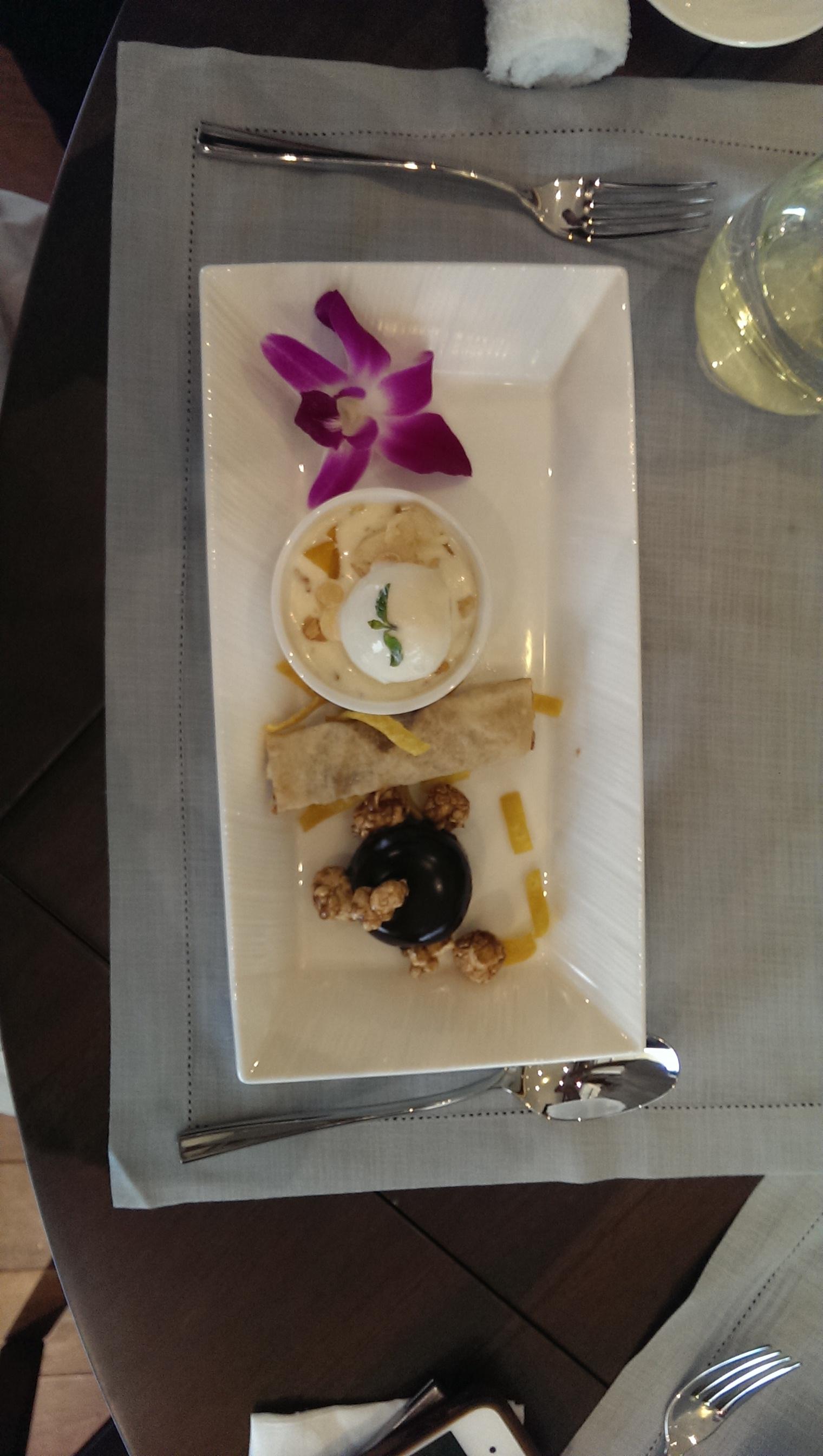 Dessert Platter @ Ming Yang