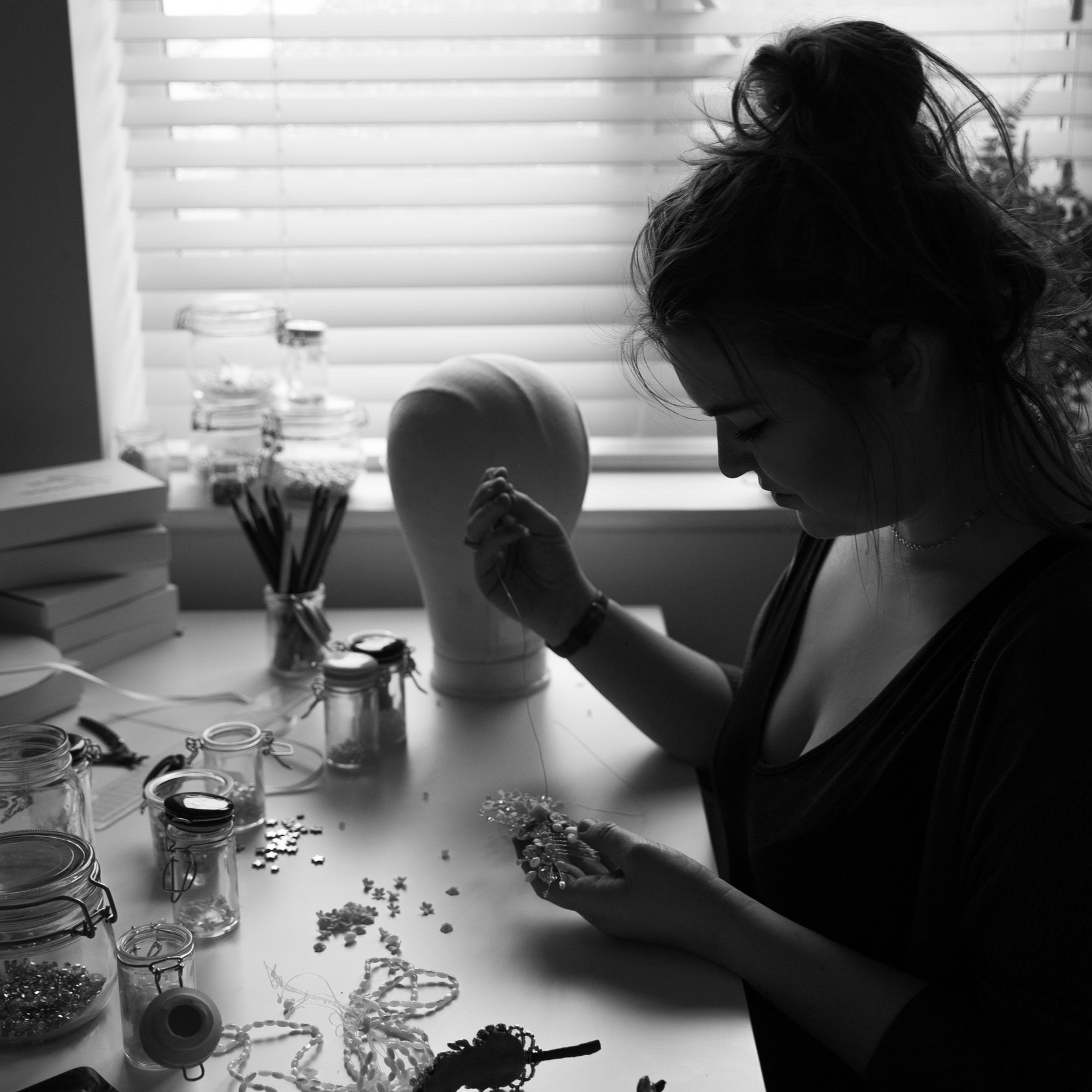 ALL ABOUT - HELLO IT'S ME, CLEMMIE!I'M A ONE WOMAN SHOW, DESIGNING AND MAKING BY HAND BEAUTIFUL ACCESSORIES FOR BRIDES.READ MORE