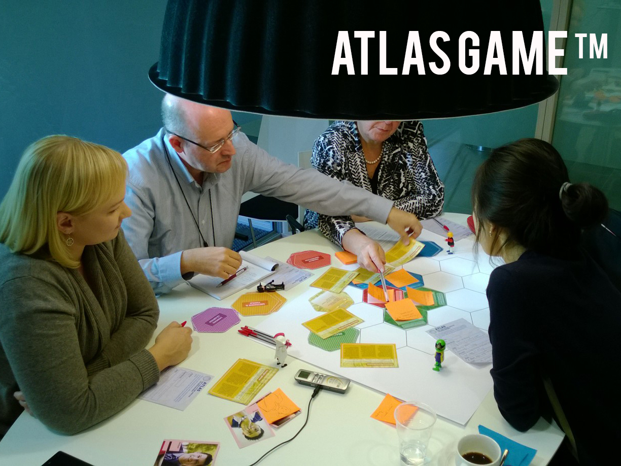 service co-creation game