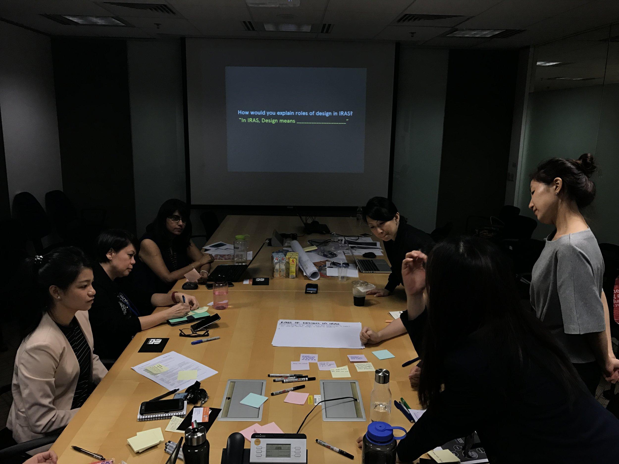 iras kickstart workshop