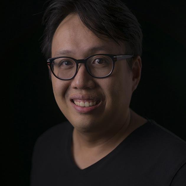 ERIK CHUA   PhD Student