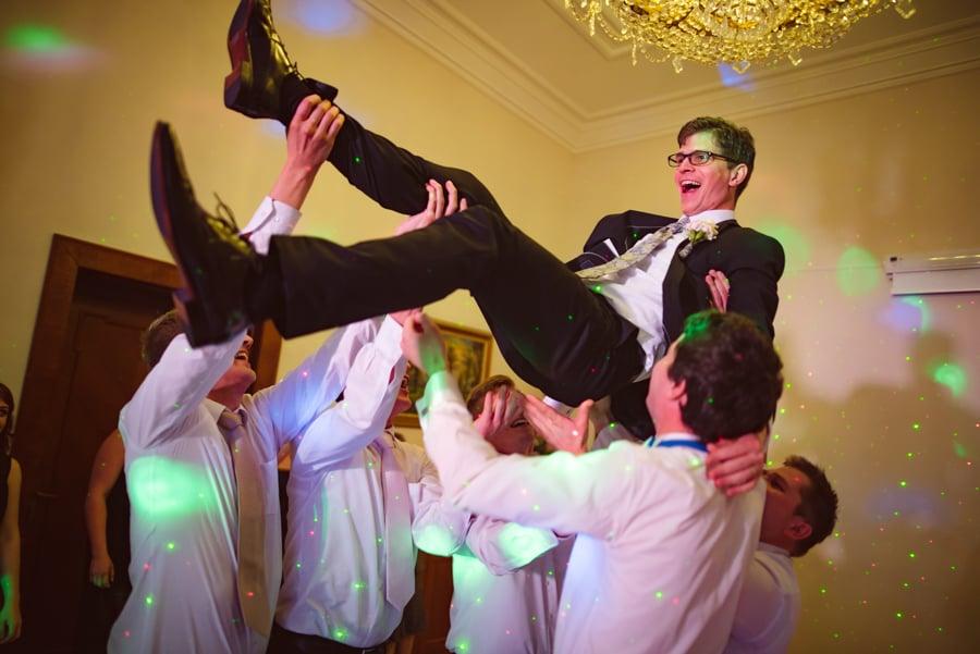 Svadobná zábava