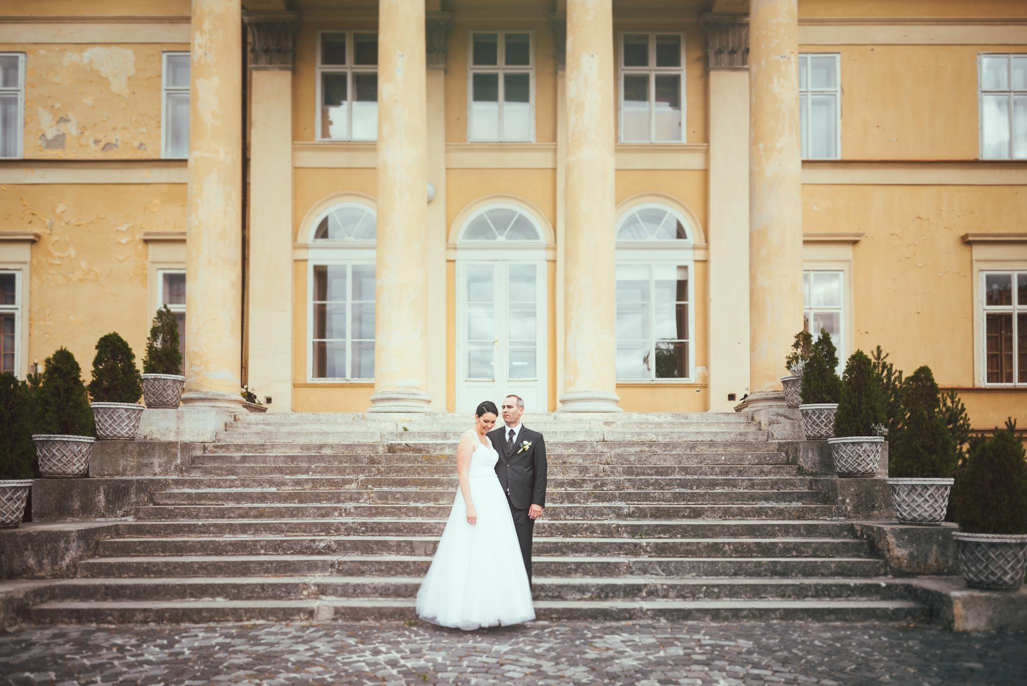 Svadba v Dolnej Krupej