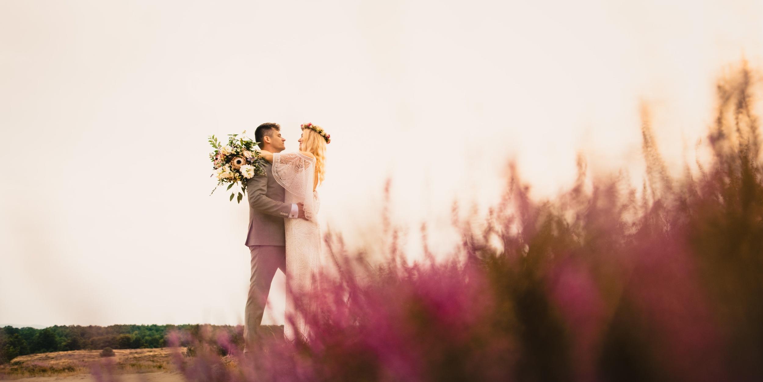 Svadobná fotografia s príbehom -
