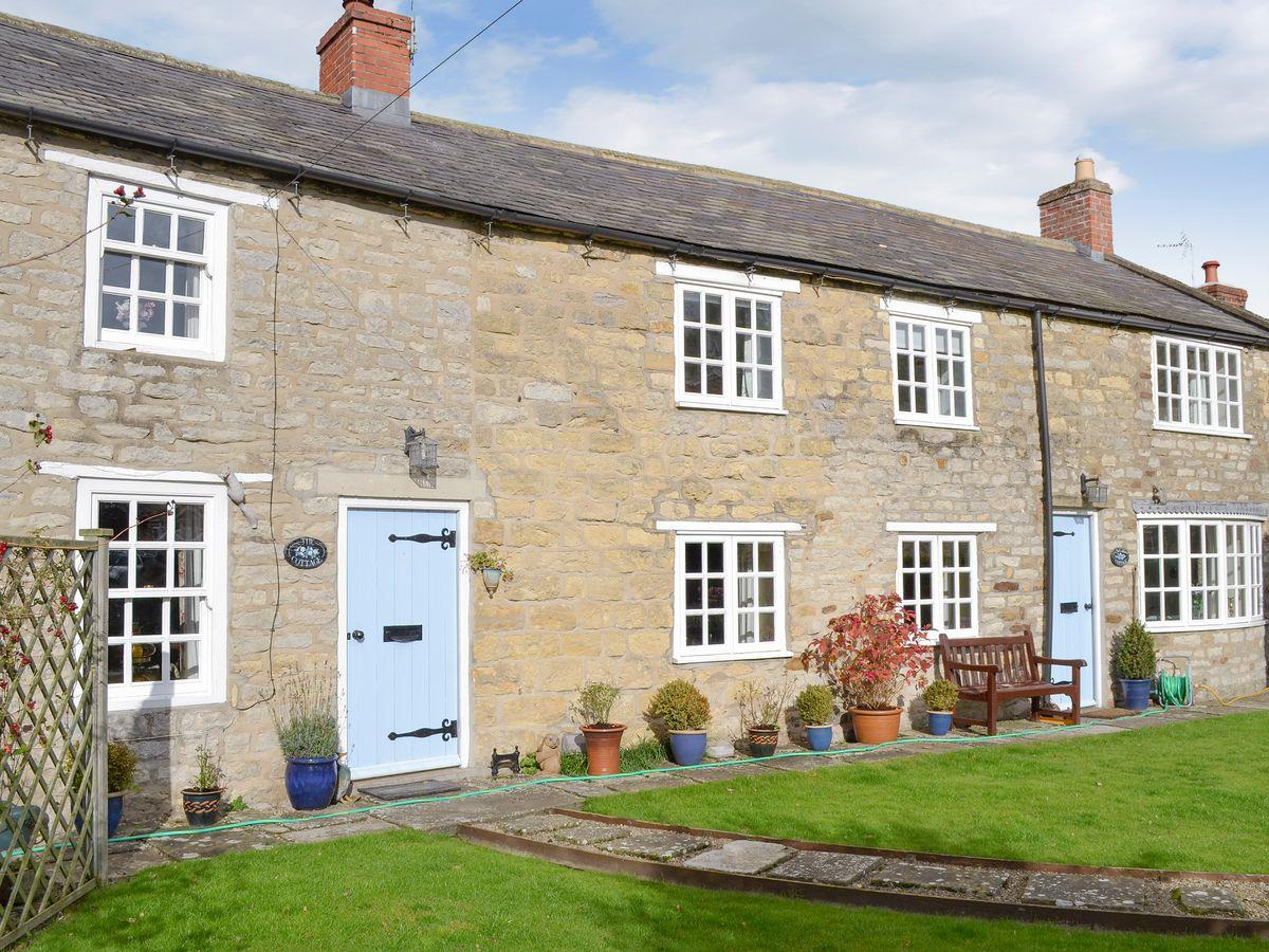 Rose Cottages - The Cottage and Lilac Cottage front aspect.jpg