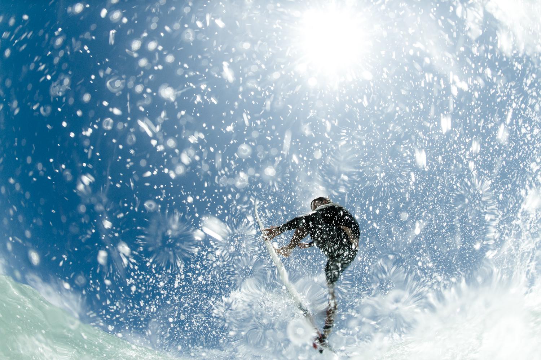 Salt Water x Hayden O'Neill wave 2 secret spot