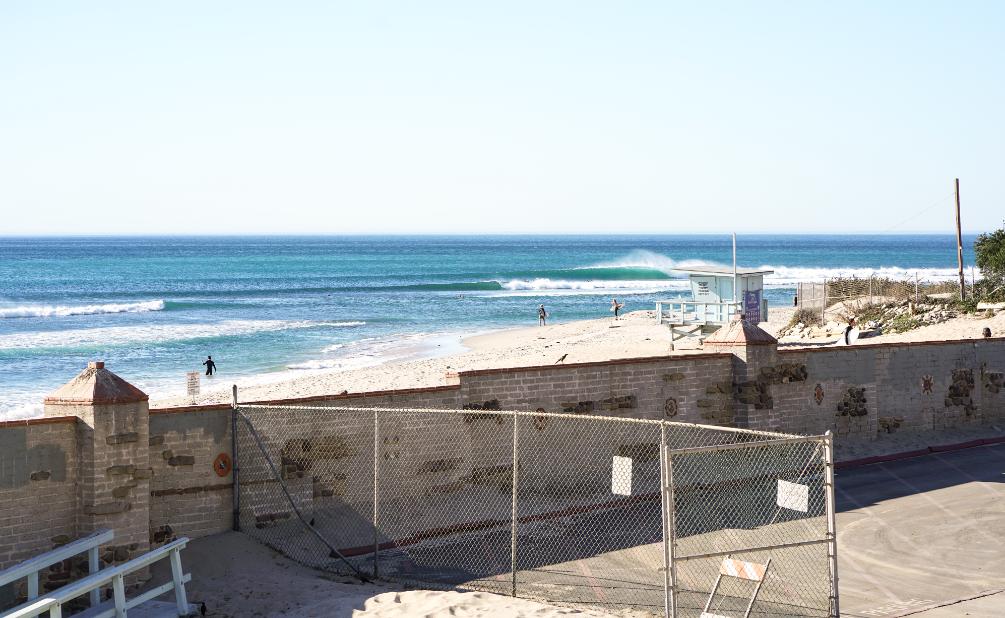 Salt Water California surf Filippo Maffei 2