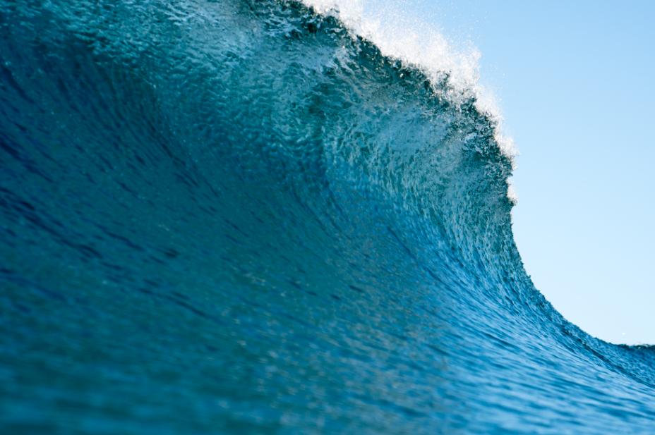 Salt Water California surf Filippo Maffei wave