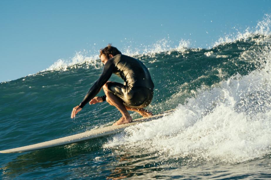 Salt Water California surf Filippo Maffei california