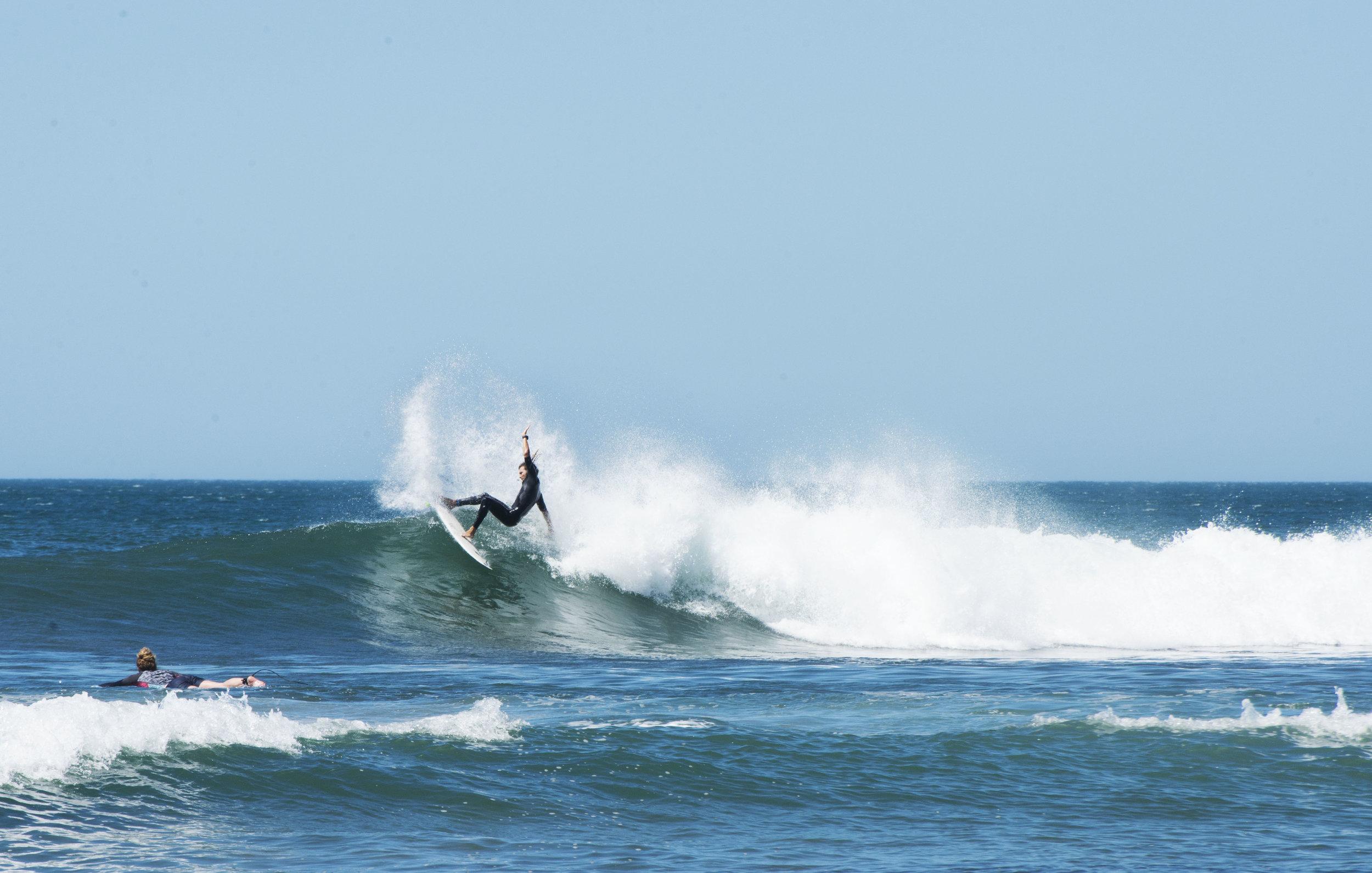 salt water surf trip
