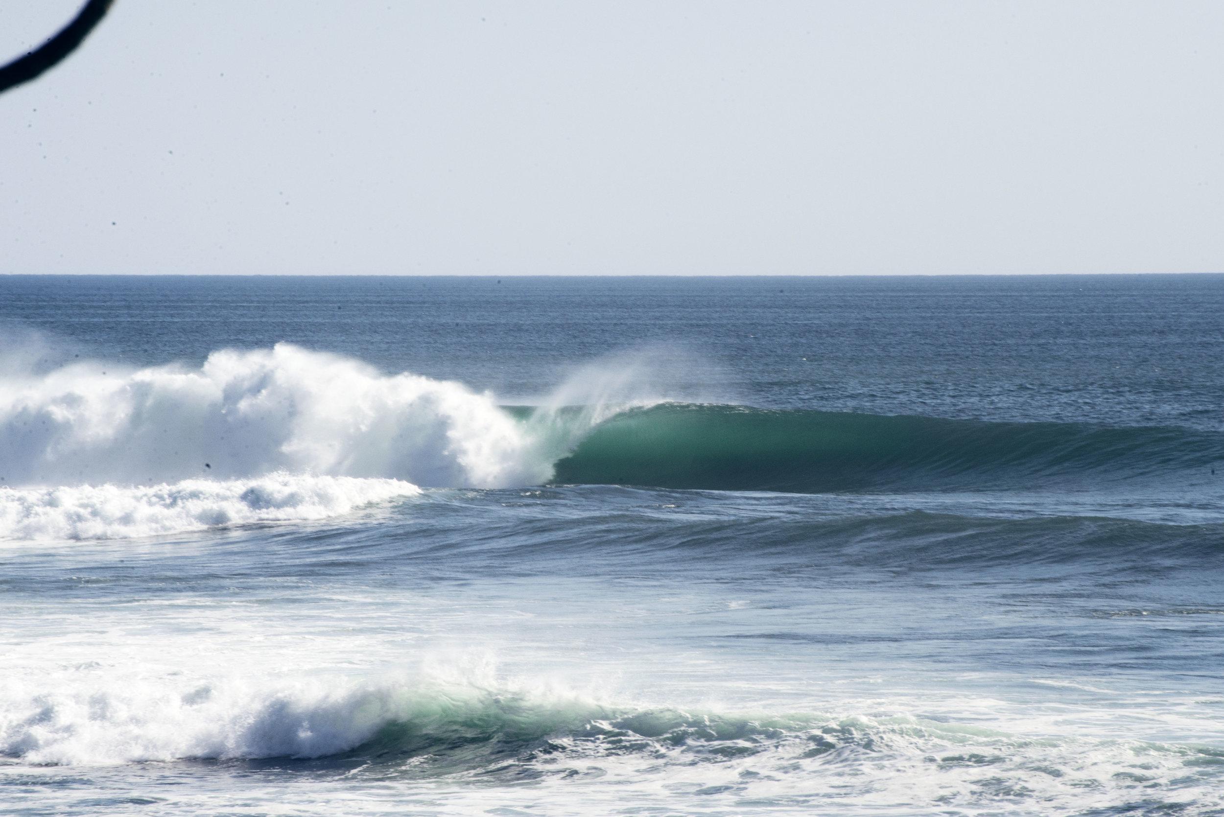 solo waves popoyo salt water