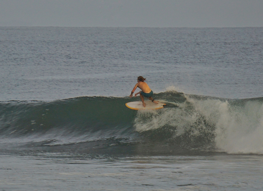 Salt water Nicoya surf 5