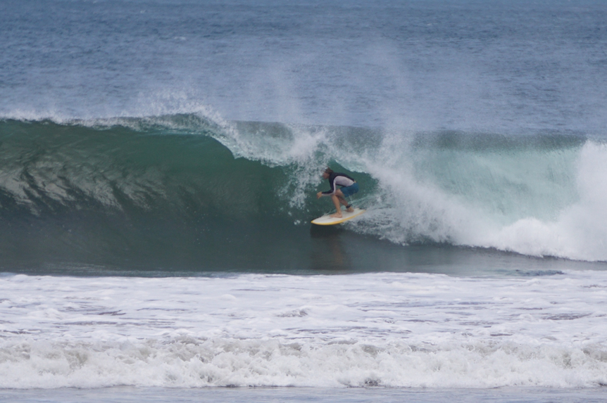 Salt water Nicoya surf 7