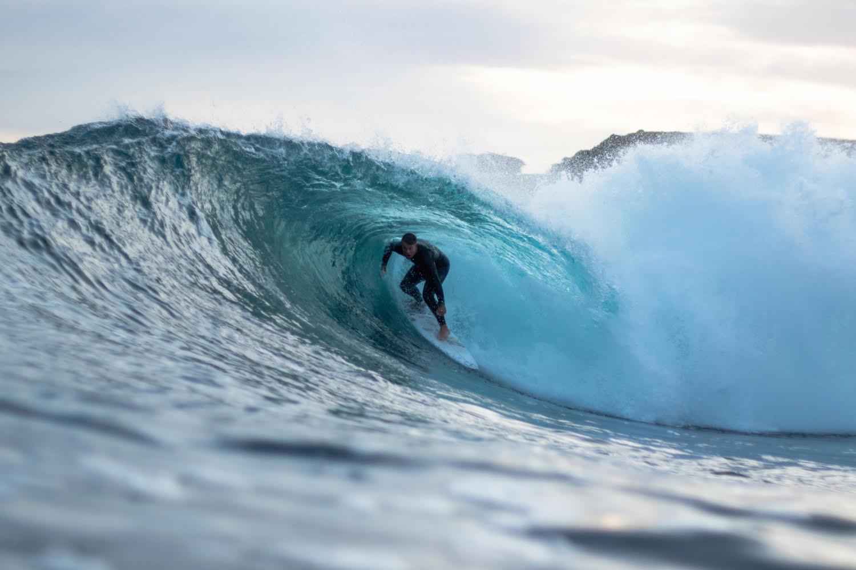 saltwater Hayden surf
