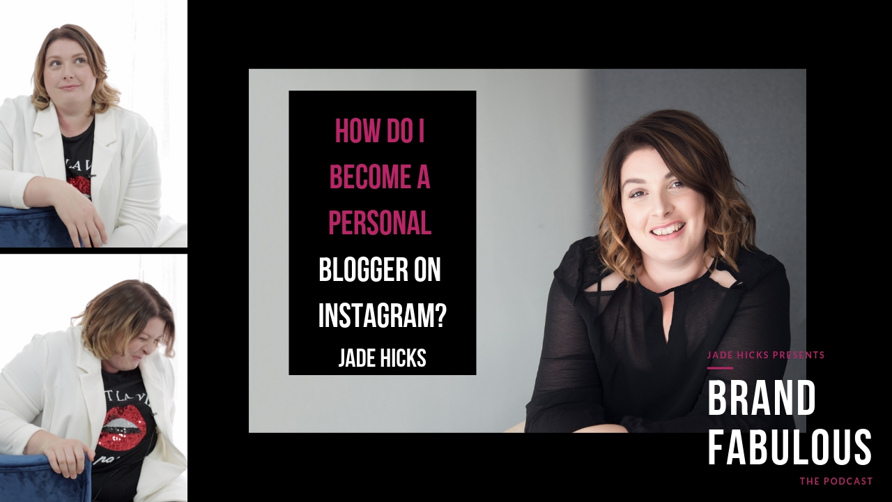What is a personal blog and how do I become a personal blogger on Instagram?