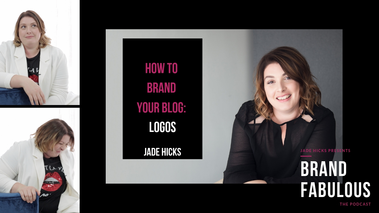 How To Brand Your Blog - Logos