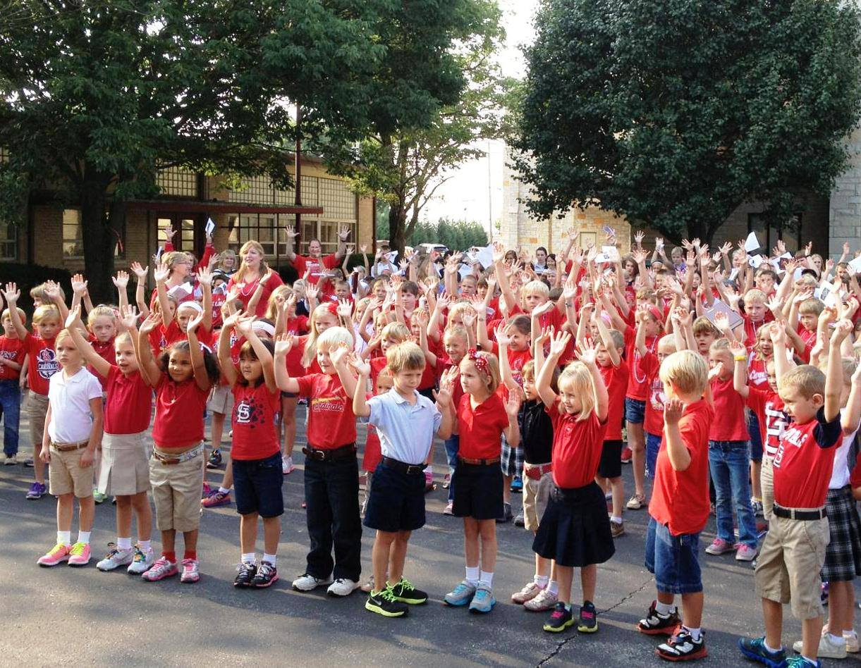st pauls lutheran des peres schools in st louis mo