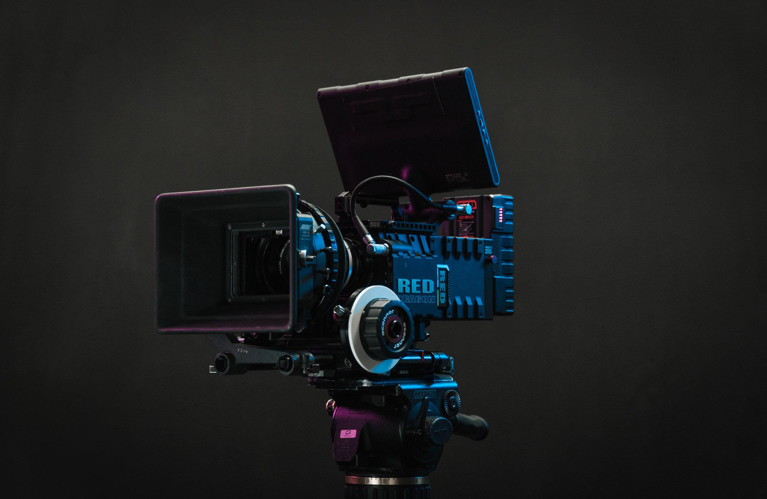 Die Screencraft Studio RED EPIC