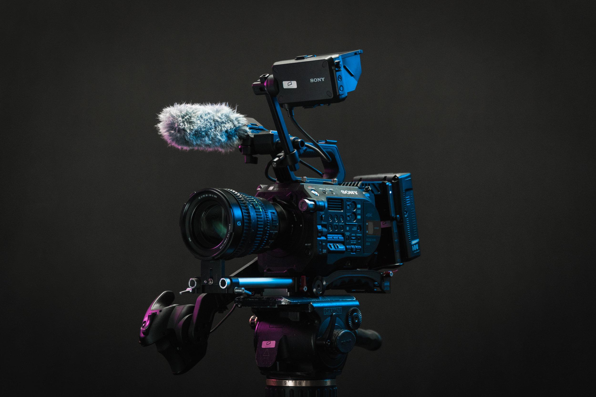 Die Screencraft Studio Sony PXW-FS7II