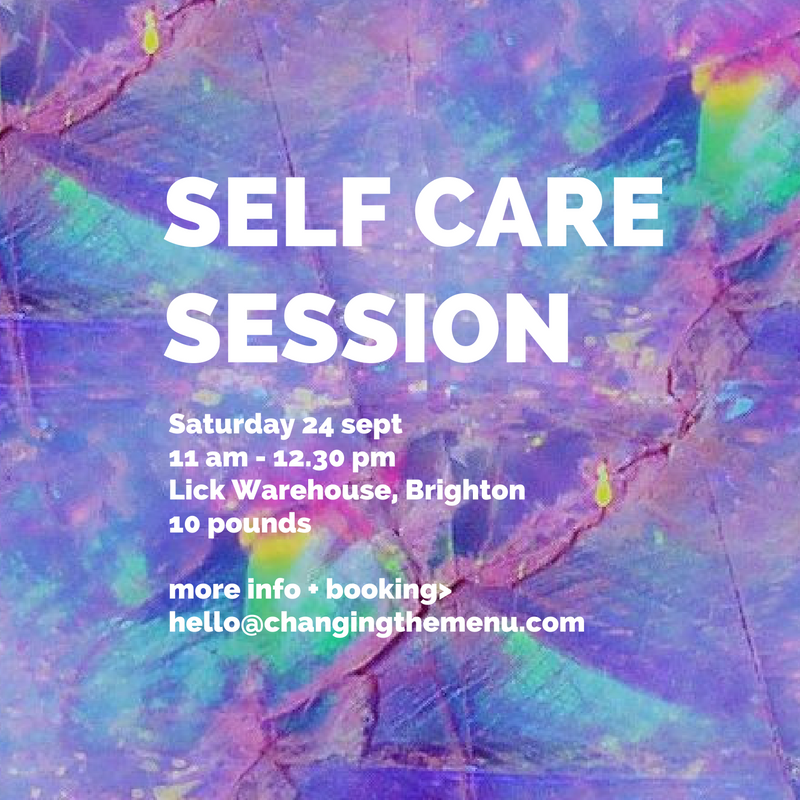 dionne.space Yoga with Dionne Self care workshops