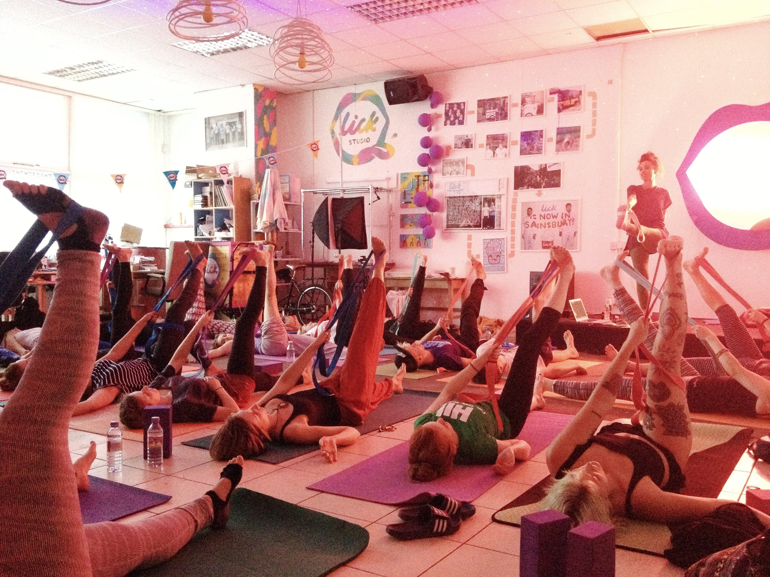dionne.space Yoga with Dionne Lick Yoga Brighton UK
