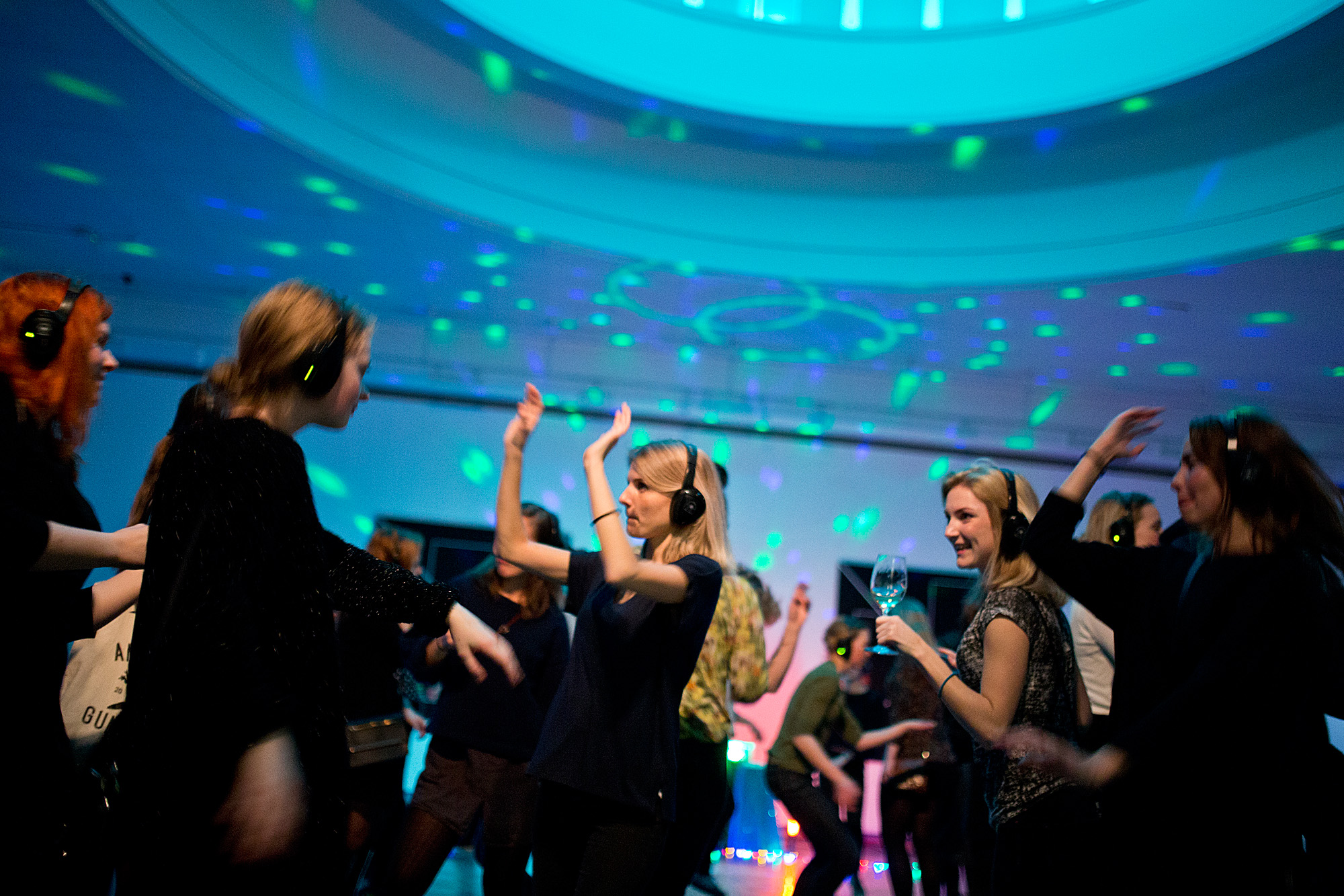 Silent Disco (Norway) - DJ-ing and event productions in Bergen, Oslo & Trondheim