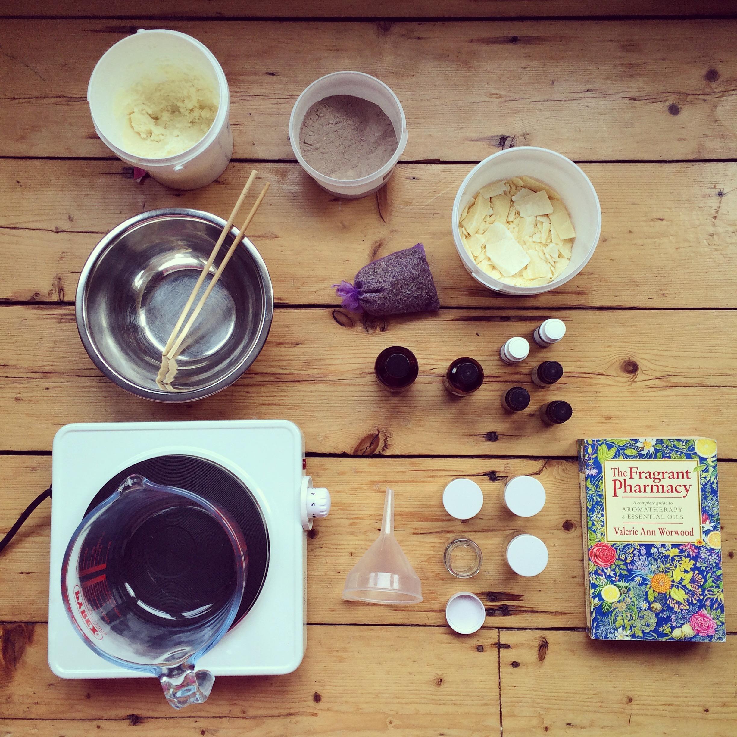 Potion Making Workshops (UK) - Create your own mini cosmetics range