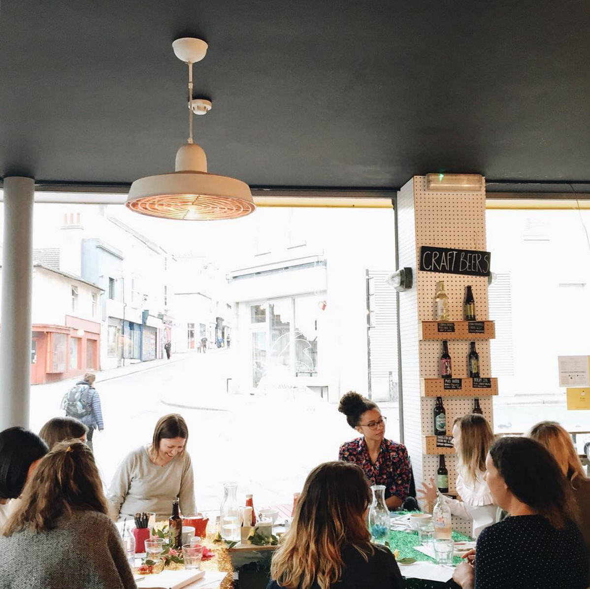 Public Speaking (UK + Norway) - Self care for women entrepreneurs