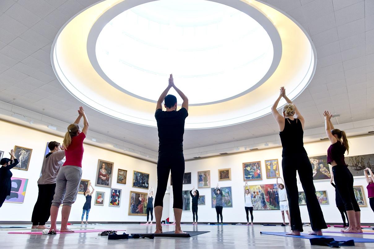 dionne yoga art yoga