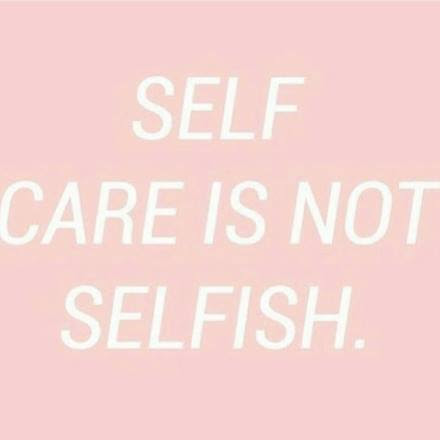 dionne.space self care is not selfish