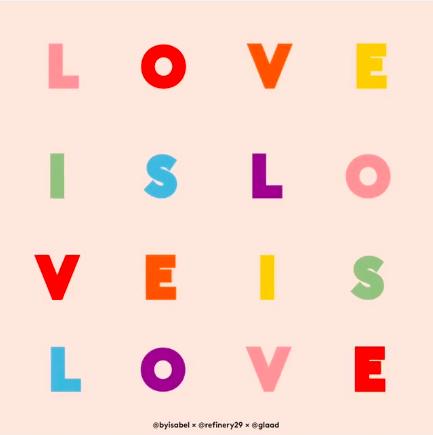 love is love brighton pride