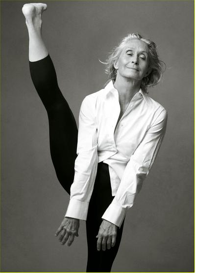 Twyla Tharp dionne.space international women's day