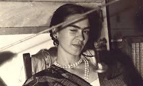 Frida Kahlo dionne.space International women's day