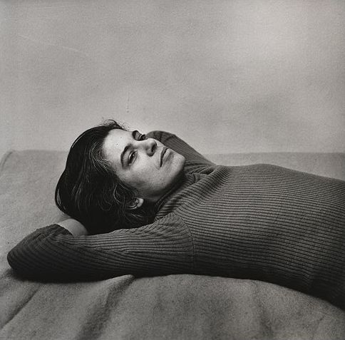 Susan Sontag dionne.space international women's day