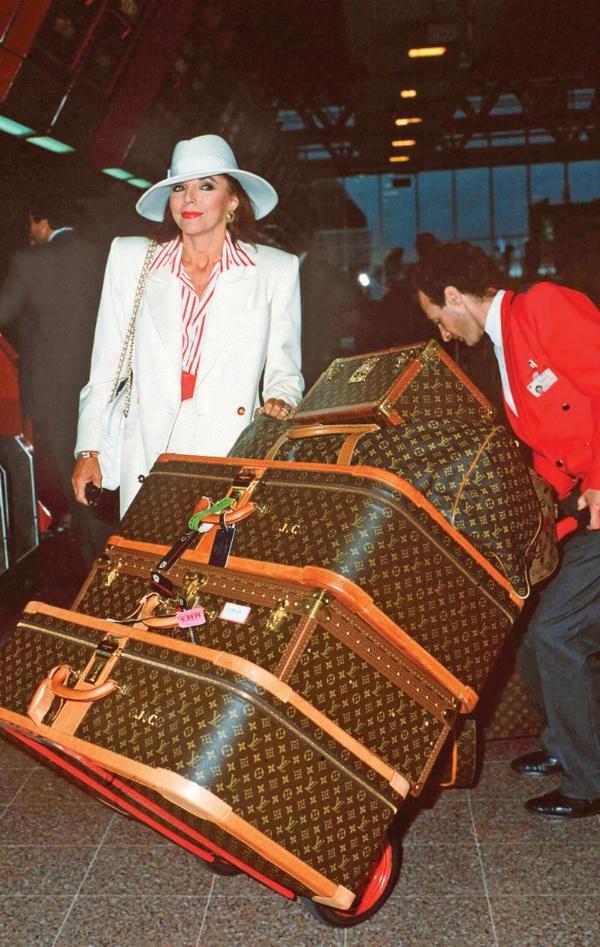 Joan / Ethel travel muse