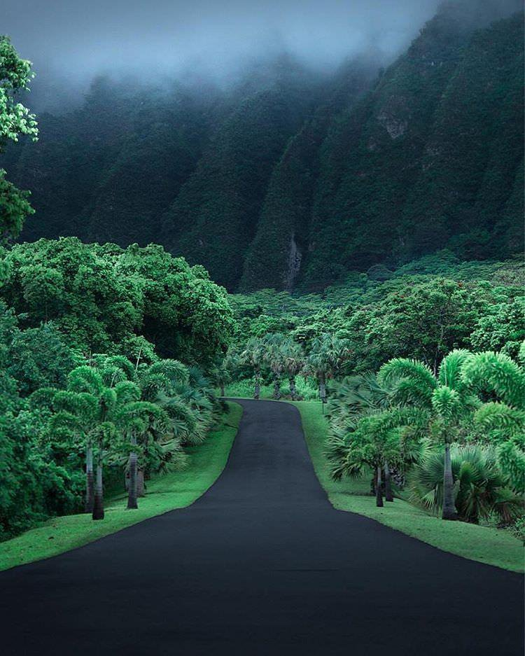 Koolau Mountains, Hawaii