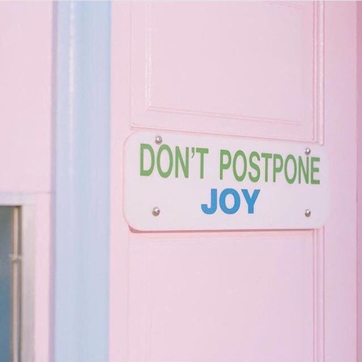 dont postpone joy.png