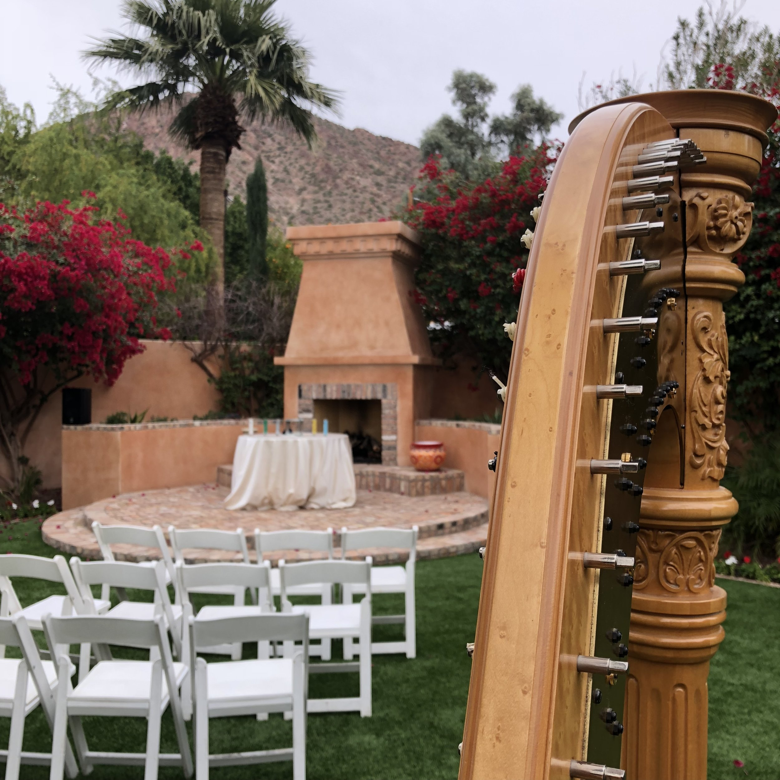 Wedding at the Royal Palms on December 15, 2018
